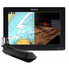 Многофункциональный дисплей RAYMARINE Axiom 12с датчиком RV-100