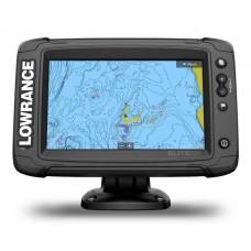 Lowrance Elite 7 ti2  c датчиком Active Imaging™ 3-в-1