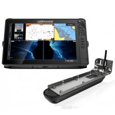 Lowrance HDS-16 LIVE c датчиком Active Imaging™ 3-в-1