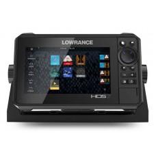 Lowrance HDS-7 LIVE без датчика