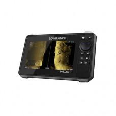 Lowrance HDS-7 LIVE c датчиком Active Imaging™ 3-в-1