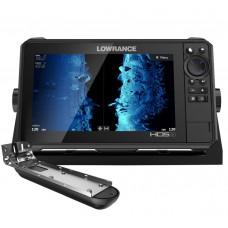 Lowrance HDS-9 LIVE c датчиком Active Imaging™ 3-в-1