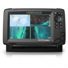Эхолот Lowrance HOOK REVEAL 7 TripleShot с CHIRP, SideScan, DownScan
